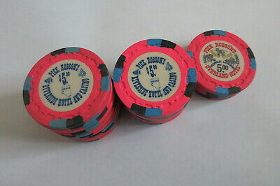 Riverside ( Pick Hobson's) Casino, Reno, NV - OBSOLETE CASINO CHIPS - lot of 22