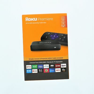 Roku Premiere 4K And HDR Streaming