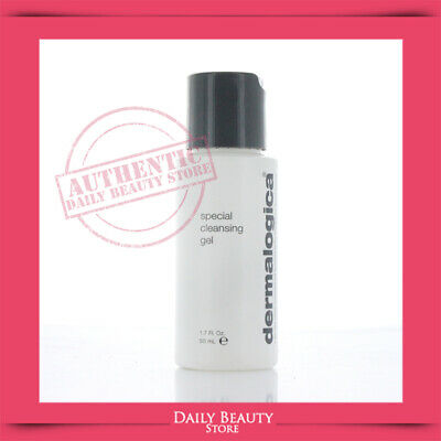 Dermalogica Special Cleansing Gel Cleanser 1.7oz 50ml WOB NEW FAST SHIP