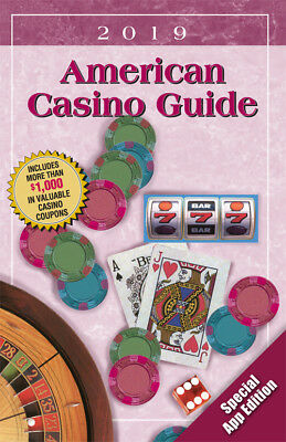 2019 American Casino Guide - Save Hundreds of Dollars in Las Vegas!