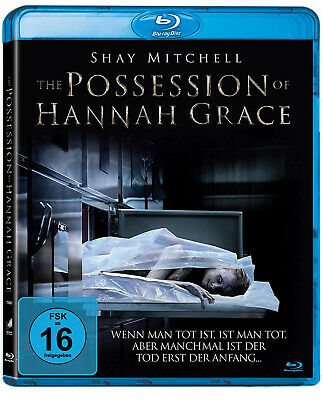 The Possession of Hannah Grace   .. Blu-ray..TOP !