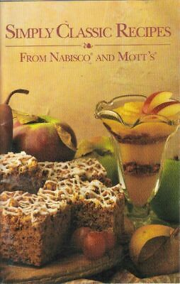Simply Classic Recipes from Nabisco & Motts