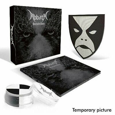 Abbath - Outstrider - CD DELUXE BOX SET ++++ Black Metal - NEW ALBUM - IMMORTAL