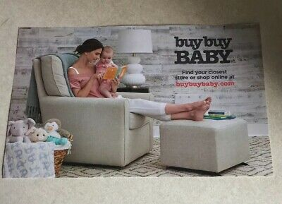 buy buy BABY 20% off one single item coupon In Store or online exp 10/07/2019