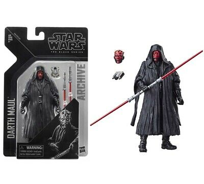 Star Wars Black Series Darth Maul Archive Wave 2 Action Figure Hasbro