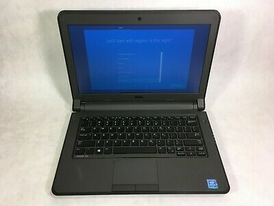 "Dell Chromebook 11 3120 11.6"" Intel Celeron N2840 2.16GHz 4GB 16GB SSD Laptop"