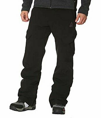 Gerry Men's Snow-Tech Pants Boarder Ski Pant 4 Way Stretch, Variety
