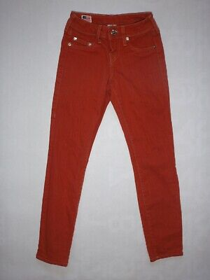 True Religion kids 23 brick red jeans boys girls