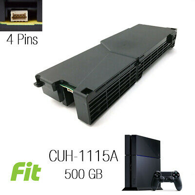 Power Supply ADP-240CR Replacement for SONY PS4 Playstation 4 CUH-1115A 500GB