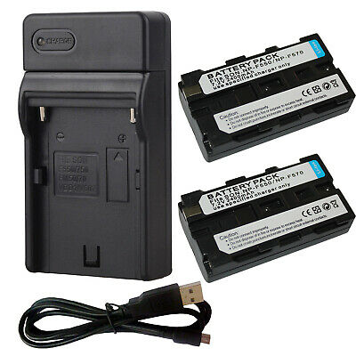 4X NPF970 Battery+Charger F770 NP-F970 NPf550 for Sony Battery F970 F750 NP f750 CCD-TRV37 MVC-FD88 MVC-FD75 MVC-FD200 CCD-TRV58 CCD-TRV57 CCD-TRV16 FX7 CCD-TRV43 CCD-TR416 MVC-FD95 CCD-TRV68