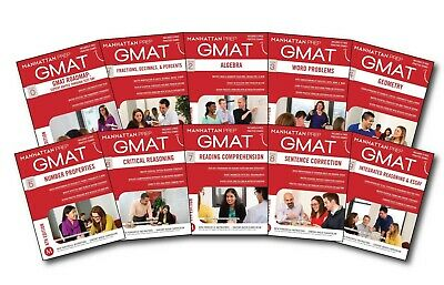 GMAT Strategy Guide Set by Manhattan Prep - 5th Edition PDF