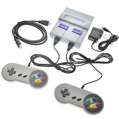 Mini Classic Console 8 BIT NES HDMI-821 HD QUALITY Built-In for Nintendo GAMES