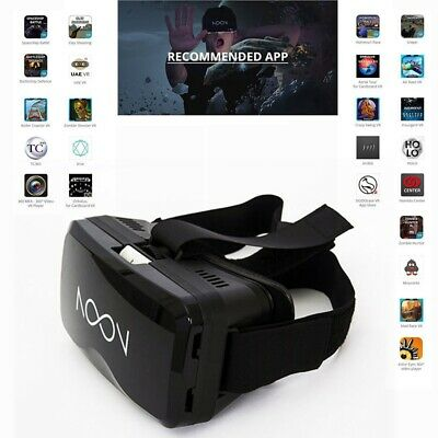 Noon VR Transcend Your Reality virtual reality For 4.7 - 5.7'' Screen Smartphone