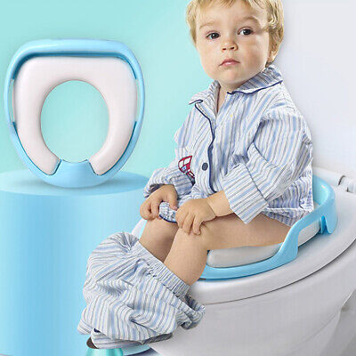 Stock Children Baby Toddler Kid Potty Training Toilet Seat Trainer Urinal New