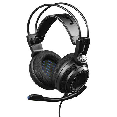 Casque Gaming Urage Soundz 7.1 Noir
