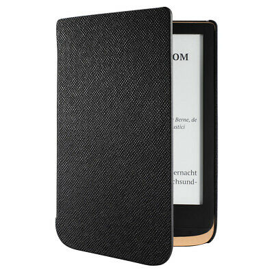 Etui Pocket Book Touch Hd 3 Noir