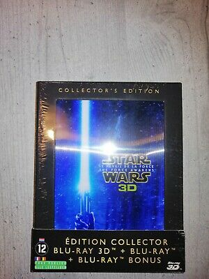 Blu-ray Star Wars Le Réveil De la Force