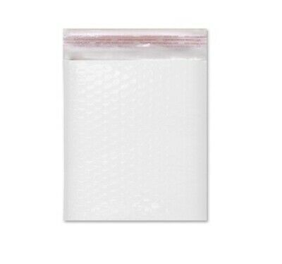 White Padded Bubble Envelopes Bags Postal Wrap - All Sizes - ***Trade Prices***