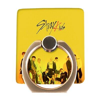 Stray Kids Phone Holder [Clé 2 : YELLOW WOOD] Finger Ring Grip Universal 360°