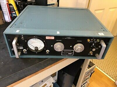 Norl Microwave Noise Generator Set 6625-99-537-2464 (8)