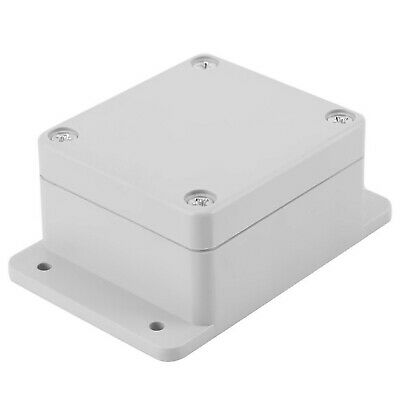 Akozon Junction Box, Water-Resistant IP65 ABS Electrical Project Box Enclosur...