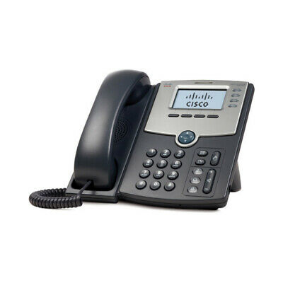 Cisco SPA504G 4-Line IP Phone with 2-Port Switch