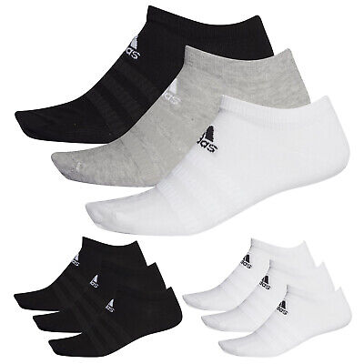 ADIDAS LOW CUT Socken 3 Paar Sneakersocken Freizeitsocken Füßlinge DZ 9402