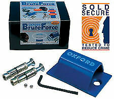 Oxford Brute Force  Ground wall  Anchor With Fittings sold secure new lock point