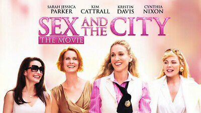35mm SEX AND THE CITY FILM/MOVIE/PELLICOLA/FLAT/TRAILER/TEASER/BANDE