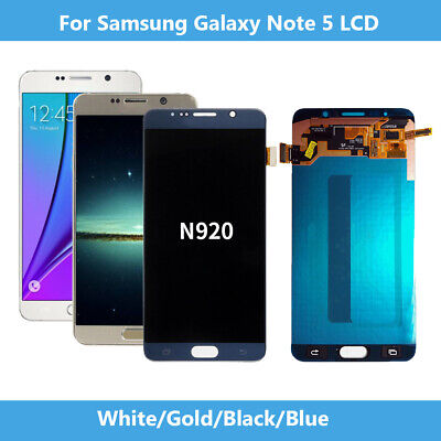 LCD Display Touch Screen Digitizer Replacement For Samsung Galaxy Note 5 N920A/C