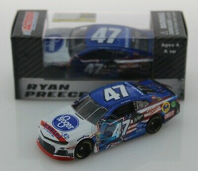 2019 RYAN PREECE #47 Kroger 1:64 Action Diecast Free Shipping