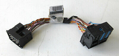 Genuine MINI Round Pin to Flat Pin Head Unit Retrofit ISO Cable for R50 R52 R53