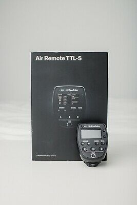 Profoto Air Remote TTL-S for Sony - Excellent Condition