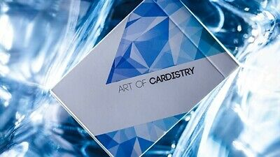 Frozen Art of Cardistry Playing Cards by Bocopo - Magic Tricks
