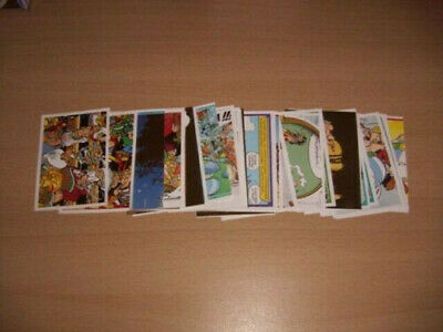 10 Images/Stickers Asterix Panini (Carrefour) Au Choix