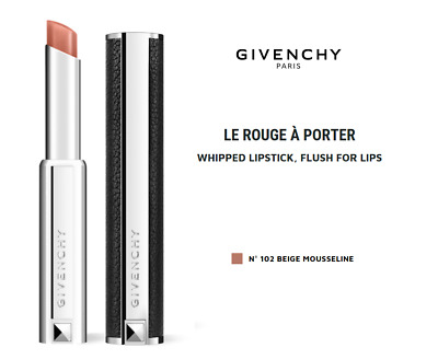 Givenchy Le Rouge A Porter Whipped Lipstick - # 102 Beige Mousseline 2.2g