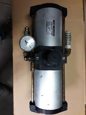 SMC air booster regulator