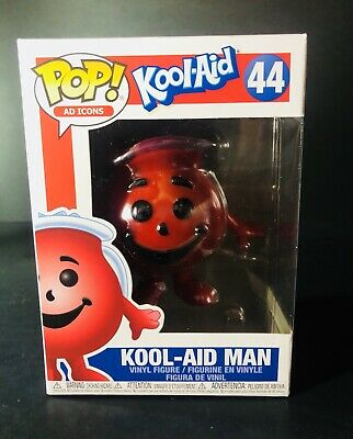 Funko Pop!  Ad Icons #44 Kool-Aid Man * Free Shipping * New * In Hand *