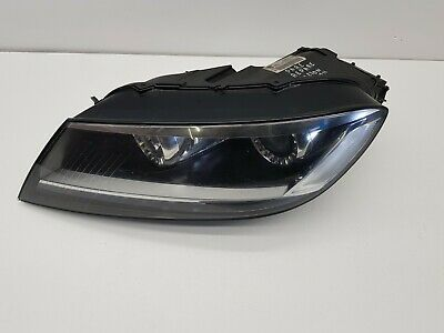 VW POLO 6R 2009 O//S FRONT HEADLIGHT 6R2941008 E DRIVERS SIDE SPARES REPAIRS
