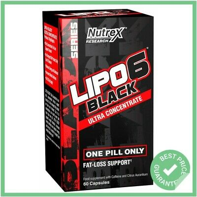 Nutrex Research Lipo 6 Black Ultra Concentrate