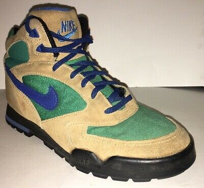 bc62d4c2f7596 Vintage Nike Womens ACG Caldera Boots Size 10 1993 Rare Hiking Sneakers  Shoes