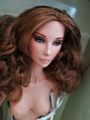 """FR 16"""" Obsidian Culture Hanne Erikson  NUDE DOLL ONLY"""