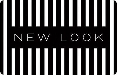£100 New Look Gift Card (made up of mixed denominations of cards)