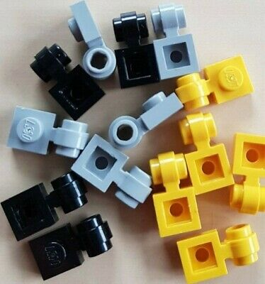 +SELECT COLOUR 10 x NEW LEGO Plates 1x1 with Clip FREE POST Part 4081 // 4081b