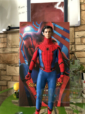 Marvel Spider-Man: Homecoming 1/6 Action Figure Model Deluxe Version Hot Toy