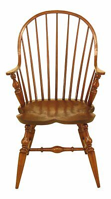 LF46495EC: BIDELIN Windsor Continuous Arm Chair AS - IS