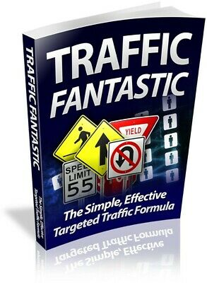 Traffic Fantastic eBook With Master Resell Rights MRR | INSTANT EMAIL DELIVERY