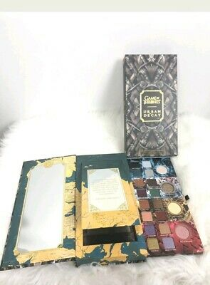 Urban Decay Game of Thrones Eyeshadow Palette Brand New Limited Edition