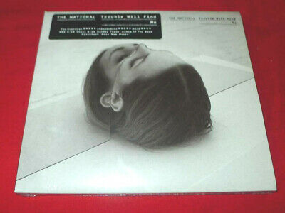 Trouble Will Find Me [Digipak] by The National (CD, May-2013, 4AD (USA))