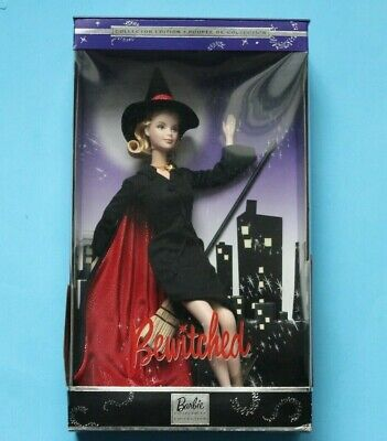 "2001 MATTEL Barbie Doll ""As SAMANTHA from BEWITCHED"" Collector Edition NEW"